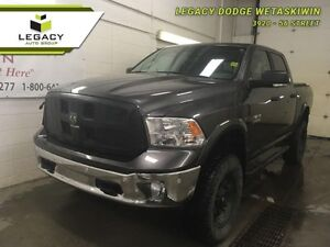 2016 Ram 1500 SLT   - trade-in - non-smoker - one owner - Eco-Di