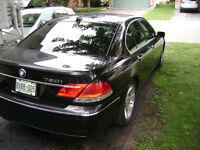 2006 BMW 7-Series 750i Sedan Executive