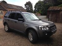 2010 Freelander 2 TD4 XS with Towbar and Roof Rails