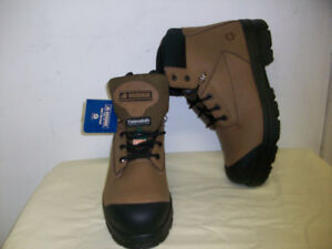 STEEL-TOE BOOTS NEW CERTiFiED SiZE 12, 13 |& 14