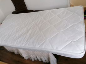 single sized mattress, almost brand new (two available)
