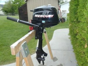 For Sale 3.5 hp. Mercury Four Stroke outboard
