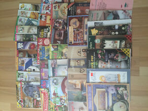 *** 40  Tole Painting Books and Magazines***  REDUCED