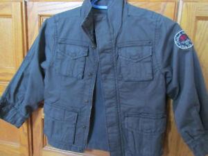 BNWOT osh kosh size 5 boys coat