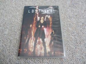 Season 1 of Lost Girl on DVD