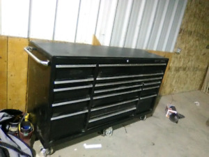 6 foot toolbox with tools