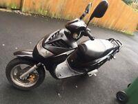 Generic cracker 50cc moped