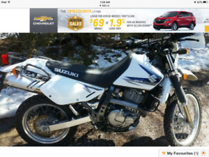 Wanted dr650