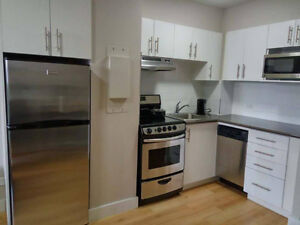 Newly renovated, Furnished studio Apt Sublease until 8/31