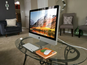 Apple iMac (27-inch, Mid 2011) - 3.1 GHz i5, 12 GB Ram Perfect!