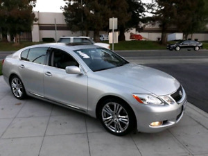 2010 Lexus GS 450H Hybrid Luxury Sedan! Excellent Shape