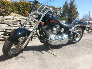 2 MINT CONDITION HARLEY-DAVIDSON SOFTAILS - MUST SELL