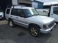 Land Rover Discovery 2.5Td5 6 seater Landmark