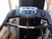 Pro fitness electric treadmill