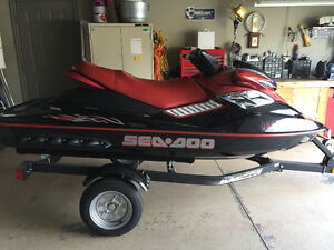 2006 rxp 215hp with riva racing kit *mint*