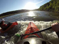 Level Two intro to Kayaking- Moving Water