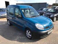 Renault Kangoo 1.2 *Gowrings Mobility* Factory Fitted Mobility Ramp, 12 Month mot, 3 Month Warranty