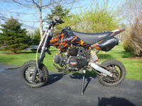$600 FIRM - 2010 Midwest 90 cc Competition Pit Bike