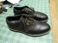 NEW - REEBOK MEN'S GOLF SHOES - SIZE 9