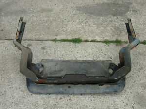 92 to 97 Ford Truck Diesel Rad Support LOWER HOOP