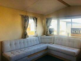STATIC CARAVAN FOR SALE NORTH WALES 3 BEDROOMS