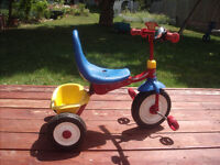 Radio Flyer Tricycle, ages 12-36 months