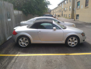 2003 AUDI TT CONVERTIBLE + CERTIFIED SAFETY INSPECTION