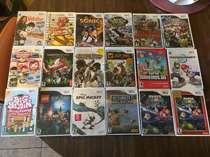 Nintendo Wii Games for Sale - Mario and More