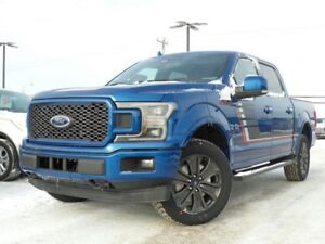 2018 Ford F-150 4WD SUPERCREW 145 XLT 502a