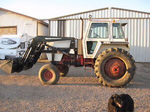 1982 Case 2090 Tractor