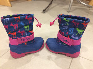 Size 7 Hatley Toddler Winter Boots: Brand New and Unworn Kingston Kingston Area image 2