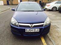 Vauxhall astra 2005 1.4 Manual 5 Door Hatchback