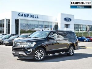 2018 Ford Expedition Max Limited ONLY 9,000 KMS-LOADED