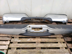 97-03 rear bumpers and trailer hitches