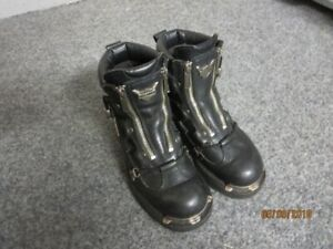 Harley Davidson boots for women size 7