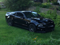2011 Ford Mustang Shelby  GT 500   ** Un bijou **