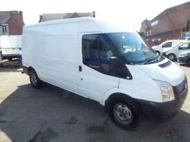 Ford Transit 2.2TDCi ( 100PS ) ( EU5 ) ( RWD ) 300L Med Roof Van 300 LWB2013
