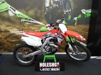 Honda CRF 450 Motocross Bike very clean example