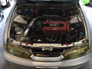 Clean Integra with JDM conversion. $3900 As is until Friday.