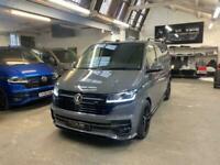 2021 21reg Volkswagen T6.1 Transporter Vdub Custom Panel Van 150ps DSG