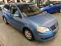 2006 Volkswagen Polo 1.4 S SPEC 79BHP-NICE LITTLE RUN AROUND-BLUE-PERFECT 2ND CA