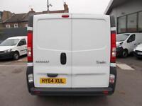Renault Trafic Ll29dci 115 Van DIESEL MANUAL WHITE (2014)
