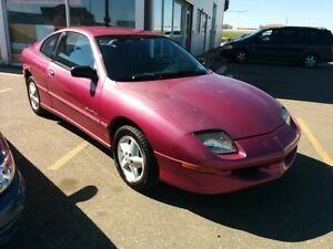 1996 Pontiac Sunfire SE Coupe (2 door)