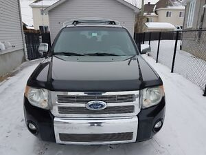 2008 Ford Escape limited VUS