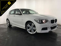 2015 BMW 118D M SPORT DIESEL 1 OWNER FROM NEW FINANCE PX WELCOME