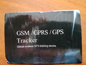 GPS TRACKER GPRS/GSM x3