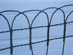 Antique Braided Wire Fencing Kingston Kingston Area image 3