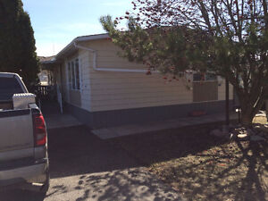 Former show home  24 x 58  on nice lot.- Great Location! REDUCED