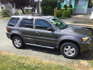2006 Ford Escape limited 4x4