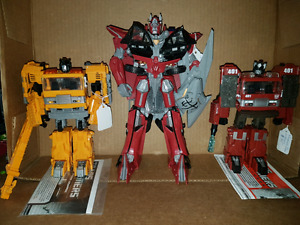 Transformers for sale. G1, G2, Beast Wars and Different Class.